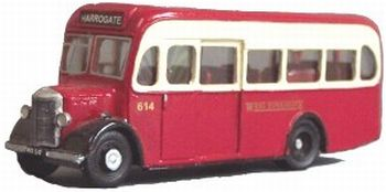 Little Bus Company - Beadle bodied OB