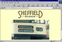 The Sheffield Bus Museum